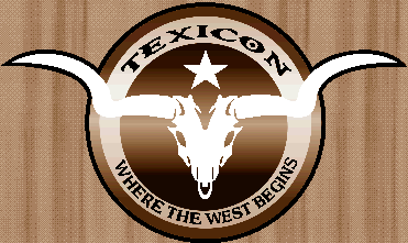 texicon logo fort worth texas sheraton hotel may game convention tabletop top table gaming